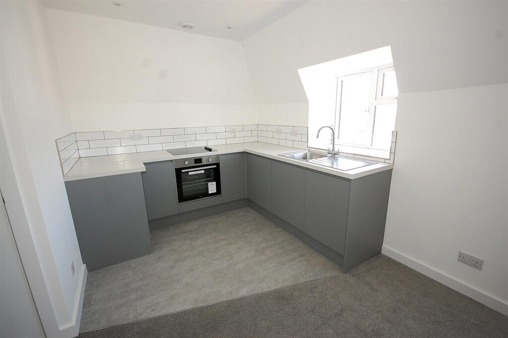 New conversion within walking distance of the train station, town centre, University, Business Park & Galleria